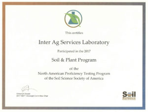 Soil & Plant Program